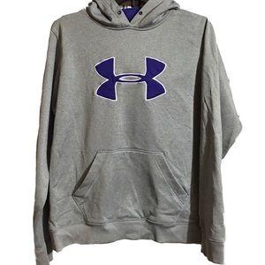Women's Under Armour Hoodie Sweatshirt XL
